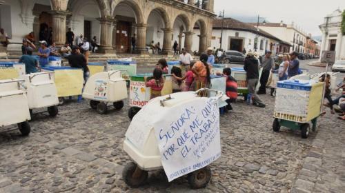 Comuna autoriza venta de helados en La Antigua pero...