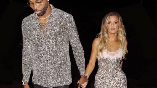 Así es cómo Khloé Kardashian y su pareja se ponen en forma