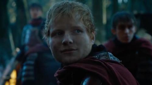 """El estreno de """"Game of Thrones"""" y la aparición de Ed Sheeran"""