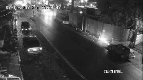 Graban en video un accidente en Retalhuleu