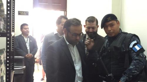 ¿Qué hizo el concuño de Alejandro Sinibaldi para ser detenido?