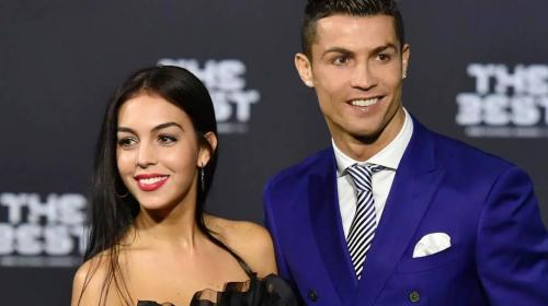 Cristiano Ronaldo confirma el embarazo de Georgina