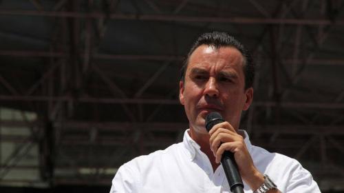 MP sospecha que Alejandro Sinibaldi estuvo (o está) en Guatemala
