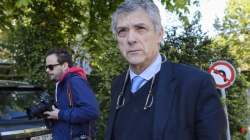 Arrestan a Ángel María Villar, jefe de Federación Española de Fútbol