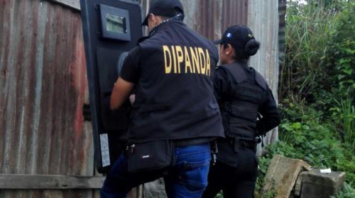 Realizan allanamientos contra pandilleros que atacaron a la PNC