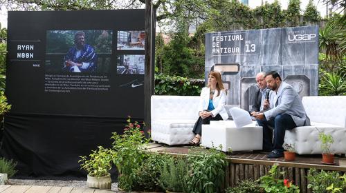 El Festival de Antigua abre un espacio para universitarios