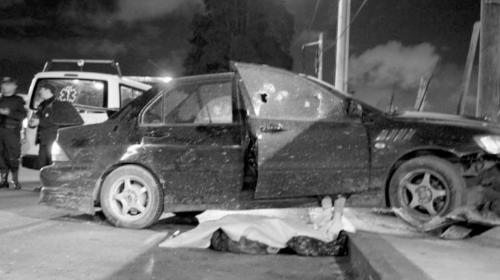 Un muerto y un herido tras ataque armado en Bosques de San Nicolás