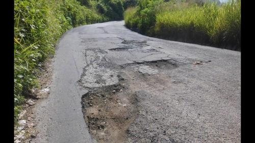 Diputados rechazan Estado de Calamidad pedido para reparar carreteras