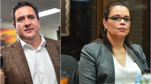 Inacif dictamina que Alejos y Baldetti no necesitan hospitalización