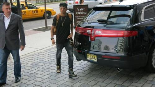 Neymar se escapó de la concentración del Barcelona en Nueva York