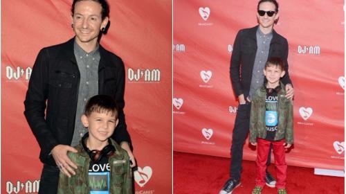 Hijo de vocalista de Linkin Park revela emotivo mensaje para su padre