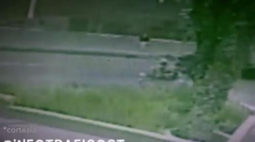 Video: así fue el trágico accidente en carretera a El Salvador