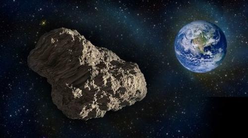 Un asteroide pasará muy cerca de la Tierra este domingo