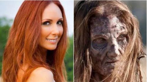 """Condenan a actriz de """"The Walking Dead"""" por intentar envenenar a Obama"""