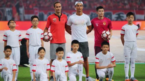 Cristiano Ronaldo desata la locura en China al dar estas declaraciones