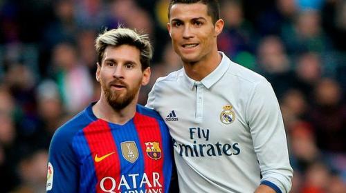 Cristiano Ronaldo revela que Messi es su inspiración para ser mejor