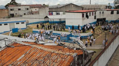 Unos 16 menores fueron heridos en correccional de Guatemala