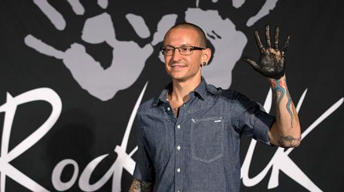Revelan la llamada que reportó la muerte del vocalista de Linkin Park
