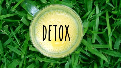 """Toma en cuenta estos """"tips"""" para un """"detox"""" fácil y rápido"""
