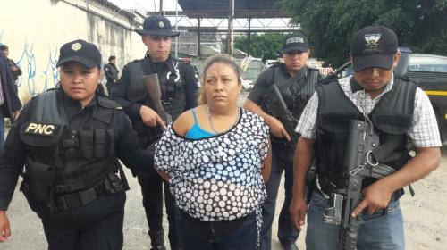 Capturan a esposa de supuesto atacante del abogado en la zona 11