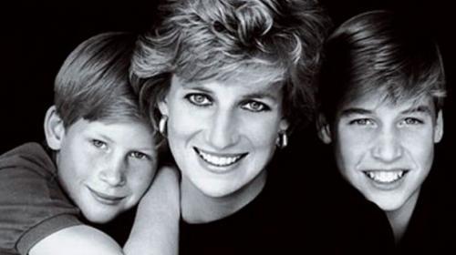 Las supermodelos con las que Lady Di sorprendió a William de 12 años