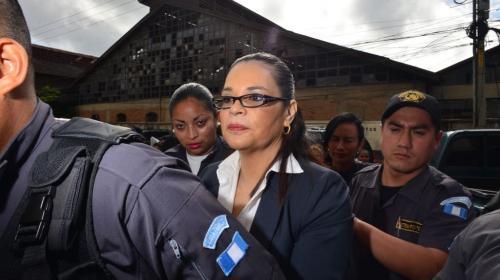 MP investiga si Inacif favoreció a Roxana Baldetti y Gustavo Alejos