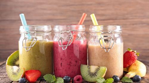Expertos en nutrición aclaran: ¿Qué tan beneficiosos son los batidos?