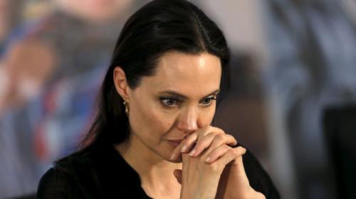 Angelina Jolie y sus confesiones sobre el divorcio con Brad Pitt