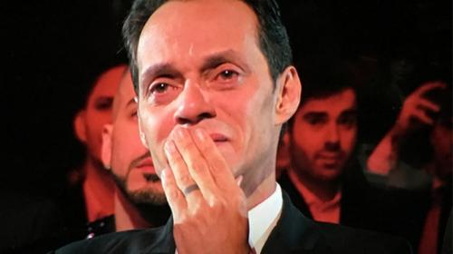 Marc Anthony anuncia la muerte de su madre con un emotivo mensaje