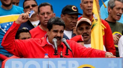 Nicolás Maduro le envía un mensaje en inglés a Donald Trump