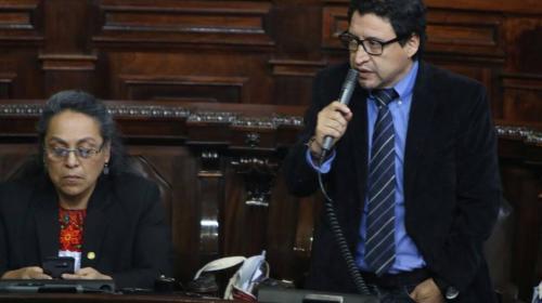 Inacif ofrece su primer informe sobre la muerte de Álvaro Velásquez
