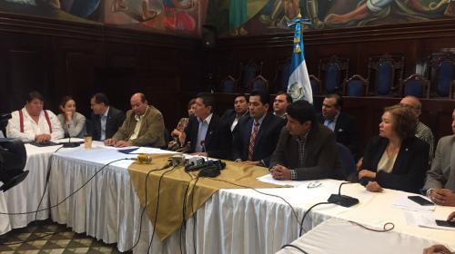 Diputados se unen para rechazar el informe de la Contraloría