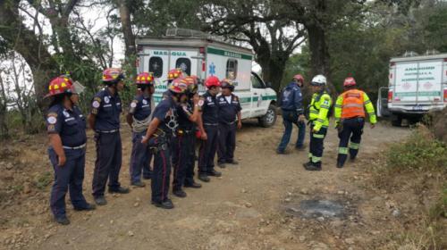 Advierten de posible accidente de avioneta en volcán de Agua