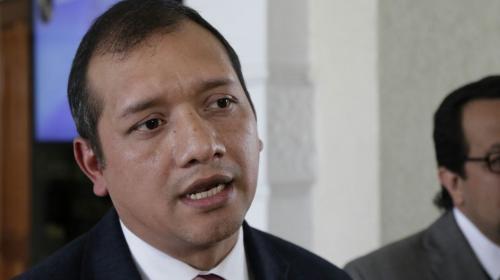 Ministro Rivas ofrece disculpa pública por capturar con orden falsa
