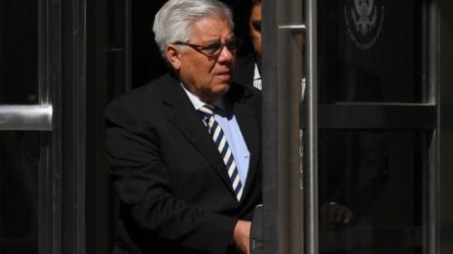 Héctor Trujillo se declara culpable en Corte de Nueva York