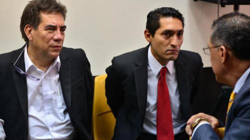Cinco sindicados en el caso Bufete de la Impunidad vuelven a prisión
