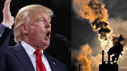 La más reciente decisión de Trump podría afectar el clima mundial
