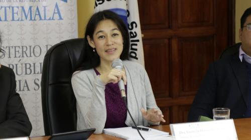 Ministerio de Salud asegura que están abastecidos un 85%