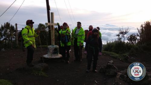 Sigue búsqueda de avioneta accidentada en Volcán de Agua
