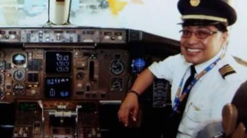 Frener Hernández, el piloto que todos apreciaban