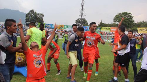 Sanarate y Siquinalá, los dos nuevos inquilinos de la Liga Nacional