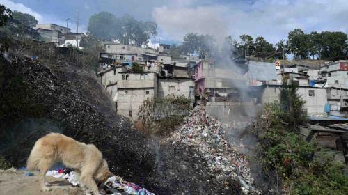 Pesadilla urbana número 2: la basura