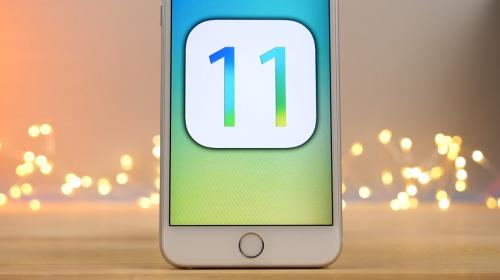 Estas son las nuevas novedades del sistema iOS 11 de Apple