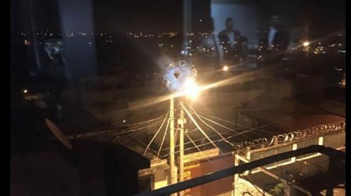Desconocidos dispararon contra oficina de Neto Bran