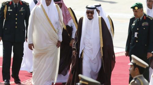 Siete países cortan sus relaciones diplomáticas con Qatar