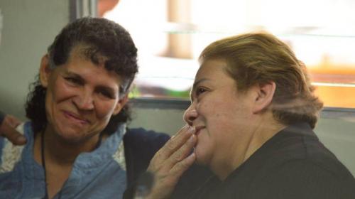 Marta Sierra, la jueza que ha evitado por año y medio volver a prisión