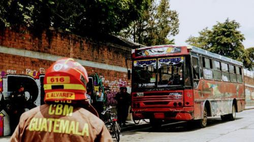 Audio: así coordinaron los mareros el atentado contra bus de ruta 70