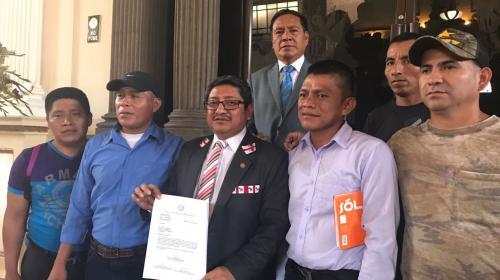 Diputado propone iniciativa de ley para expropiar tierras