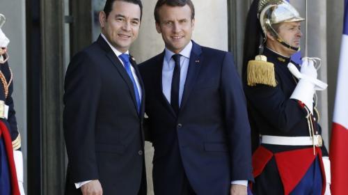 """Jimmy: """"Sé que para muchos este viaje a Francia es visto con recelo"""""""