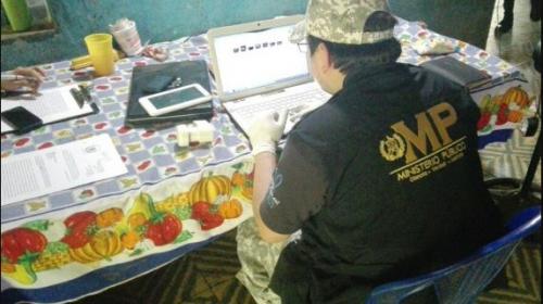 Detienen a guatemalteco que envió pornografía infantil a 23 países